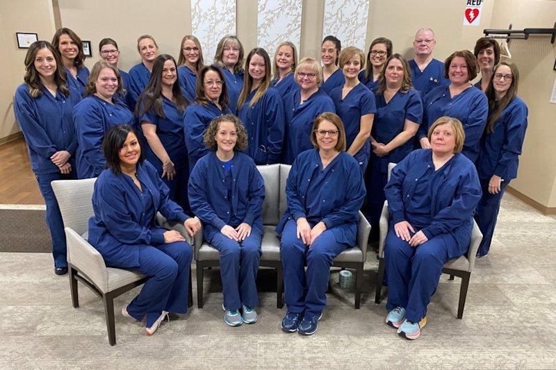 Ankeny Surgery Center Team
